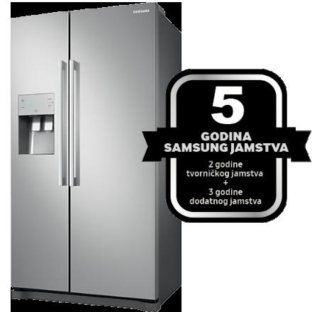 5 godina jamstva za Samsung hladnjake i perilice rublja