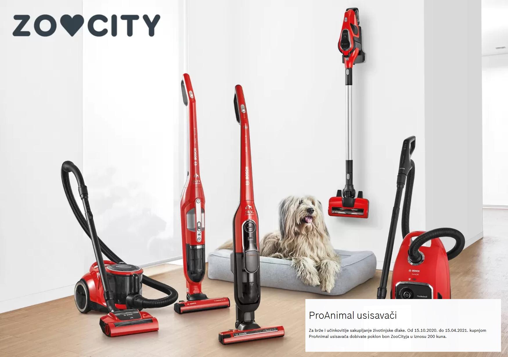 Bosch ProAnimal ZooCity