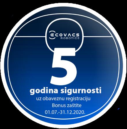 Ecovacs 5 godina rotator