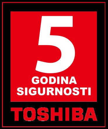 Toshiba bijela tehnika rotator