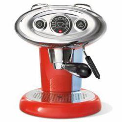 Aparat za kavu Illy Francis Francis X7.1,crveni