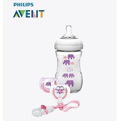 Bočica za hranjenje Philips Avent SCD628/01 Slonić komplet