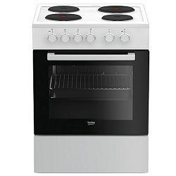 Električni štednjak Beko FSS56000W