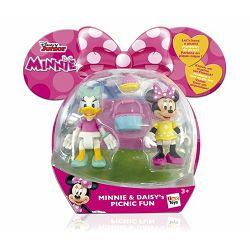 Figurice Minnie i Daisy na pikniku