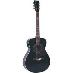 Gitara Vintage Folk Electro VE300BK