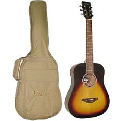 Gitara Vintage Travel VTG100VSB