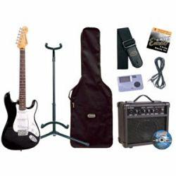 Gitarski komplet Encore EBP-E6BLK