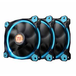 Hladnjak za kućište Thermaltake Riing 12 Blue (3 komada)
