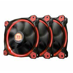 Hladnjak za kućište Thermaltake Riing 12 Red (3 komada)