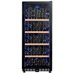 Hladnjak za vino Dunavox DX-147.280K