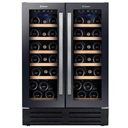 Hladnjak za vino ugradbeni Candy CCVB 60D