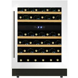 Hladnjak za vino ugradbeni Dunavox DAU-46.146DW