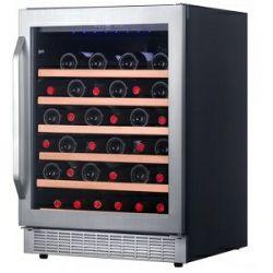 Hladnjak za vino ugradbeni Dunavox DAU-52.146SS