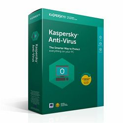Kaspersky Anti-Virus 3D 1Y renewal