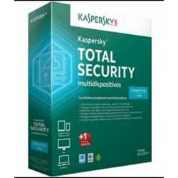 Kaspersky Total Security 3D Multi-Device retail