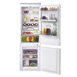 Kombinirani hladnjak ugradbeni Candy CKBBF 172 NoFrost