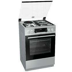 Kombinirani štednjak Gorenje K6351XC