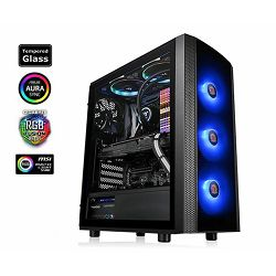 Kućište Thermaltake Versa J25 Tempered Glass RGB Edition