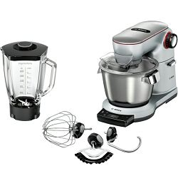 Kuhinjski stroj Bosch MUM9YX5S12 OptiMUM platinum silver