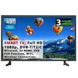 LED televizor Blaupunkt BLA-40/148M-GB-11B-FEGBQPX-EU SMART