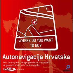 Mireo viaGPS 1.5 Hrvatska