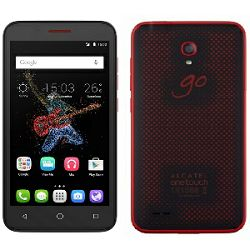 Mobitel Alcatel OneTouch 7048 GO PLAY crno-crveni