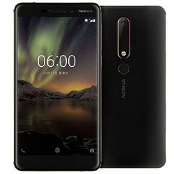 Mobitel Nokia 6.1 Dual SIM, crni