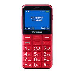 Mobitel Panasonic KX-TU150 crveni