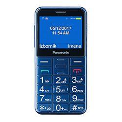 Mobitel Panasonic KX-TU150 plavi