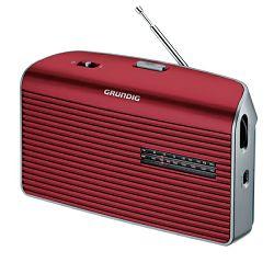 Prijenosni radio Grundig Music 60 crveni