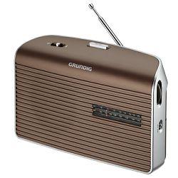 Prijenosni radio Grundig Music 60 smeđi
