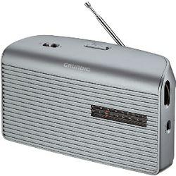 Prijenosni radio Grundig Music 60 srebrni