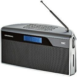 Prijenosni radio Grundig Music 85 DAB+ sivi