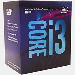 Procesor Intel Core i3 8100