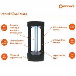 Pročišćivač zraka Ledvance UV