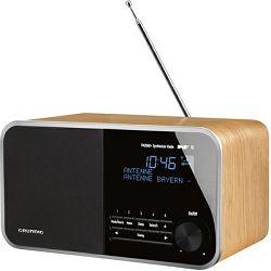 Radio Grundig DTR 4000 DAB+ BT hrast