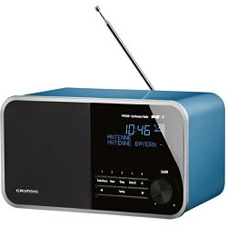 Radio Grundig DTR 4000 DAB+ BT plavi