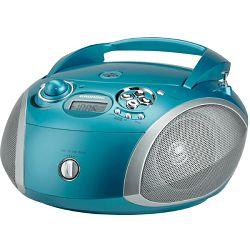 Radio Grundig GRB 2000 USB aqua/srebrni