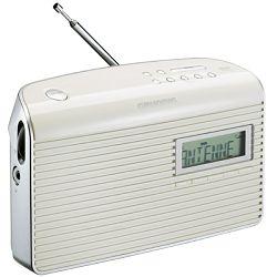 Radio Grundig Music 7000 DAB+ bijeli/srebrni