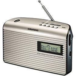 Radio Grundig Music 7000 DAB+ crni/biserni