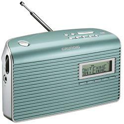 Radio Grundig Music 7000 DAB+ menta/srebrni