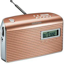Radio Grundig Music 7000 DAB+ rose/srebrni