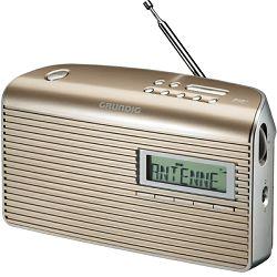 Radio Grundig Music 7000 DAB+ šampanjac/srebrni