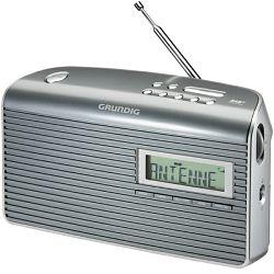 Radio Grundig Music 7000 DAB+ sivi/srebrni