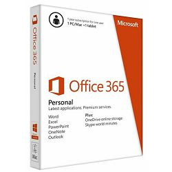 RETAIL Office 365Personal   (1 Year) Croatian