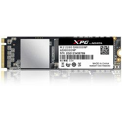 SSD 128GB AD SX6000NP PCIe M.2 2280