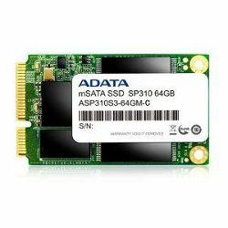 SSD AD 64GB SP310, mSATA