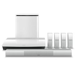 Sustav kućne zabave Bose Lifestyle 650 bijeli