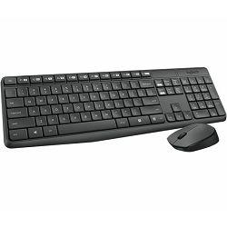 Tipkovnica desktop Logitech MK235