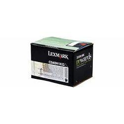 Toner LEXMARK C540/ 543/ 544 Black High Yield